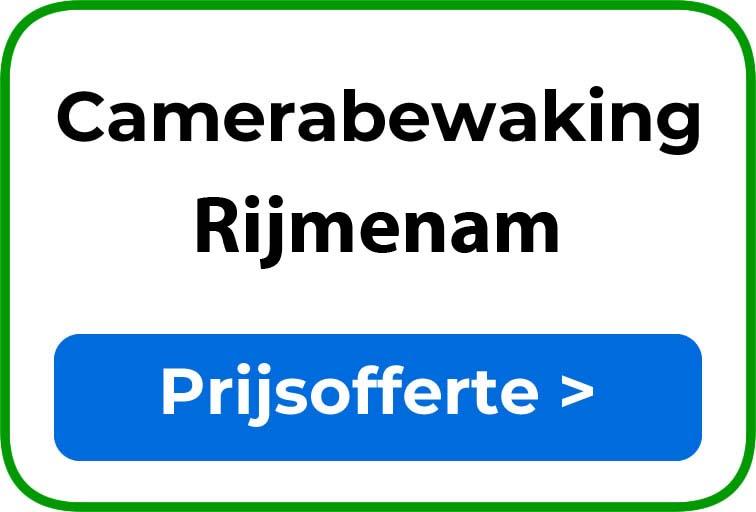 Camerabewaking in Rijmenam