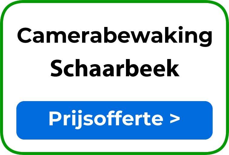 Camerabewaking in Schaarbeek