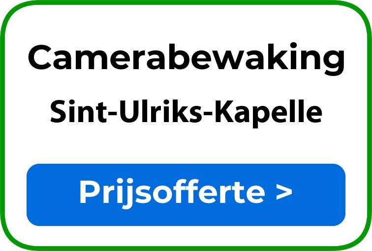 Camerabewaking in Sint-Ulriks-Kapelle