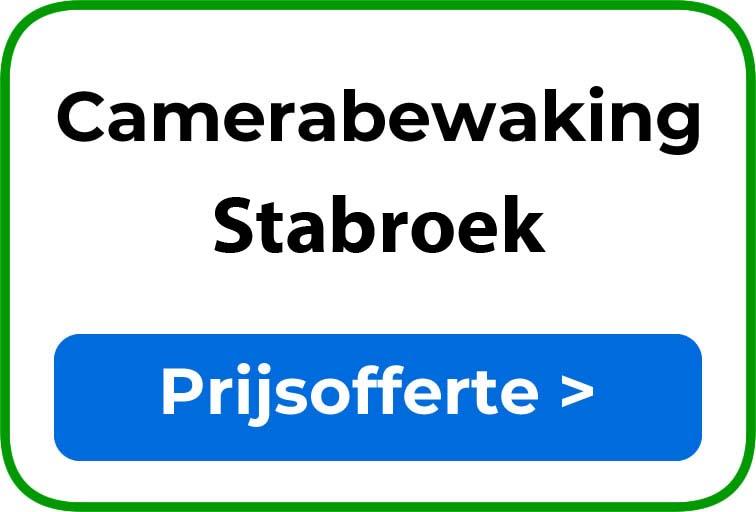 Camerabewaking in Stabroek