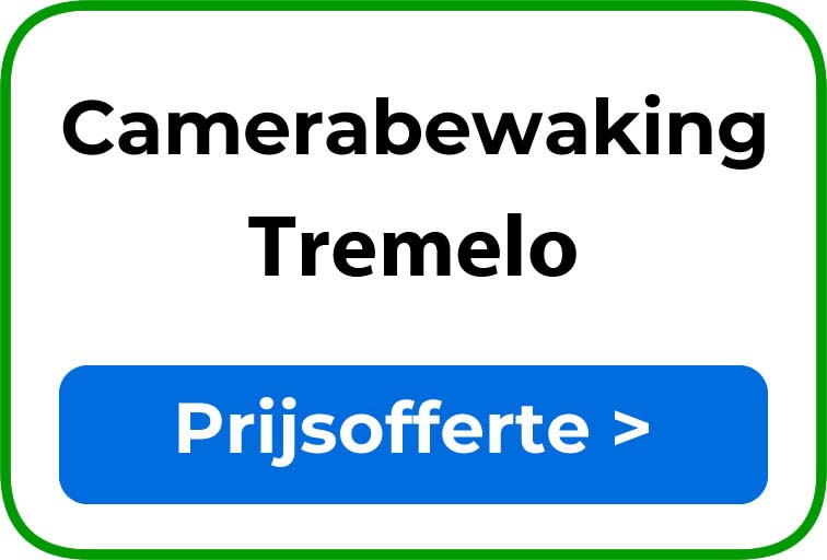 Camerabewaking in Tremelo