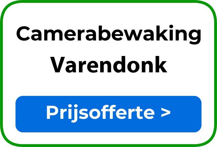 Camerabewaking in Varendonk