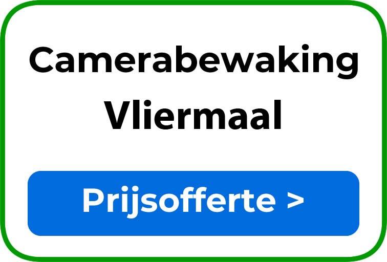 Camerabewaking in Vliermaal