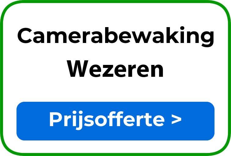 Camerabewaking in Wezeren