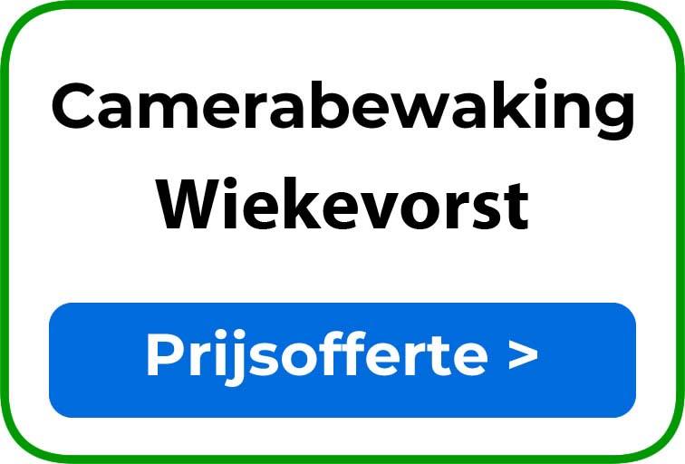 Camerabewaking in Wiekevorst