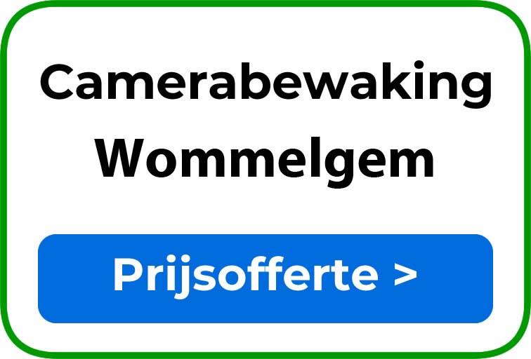 Camerabewaking in Wommelgem