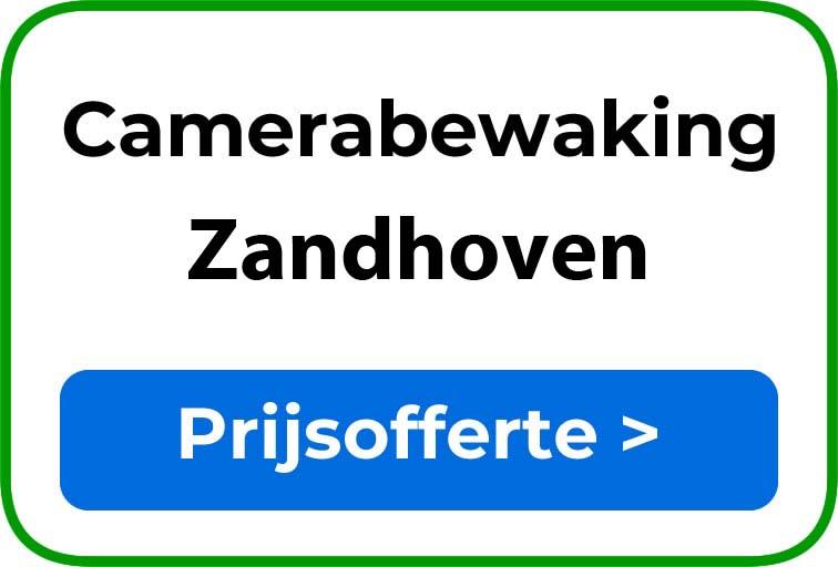 Camerabewaking in Zandhoven